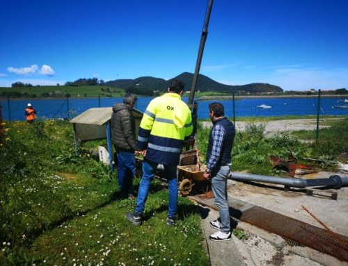 Oxital amplía la depuradora de aguas residuales industriales de Santoña