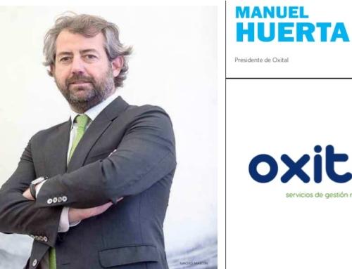 Entrevista a nuestro presidente, Manuel Huerta, en El Economista